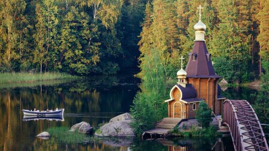 Экскурсия Таинство ладожских шхер  в Санкт-Петербурге