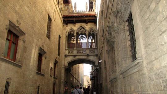 Экскурсия Экскурсия по Готическому кварталу Барселоны по Барселоне
