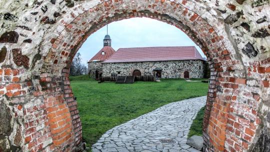 Путешествие по Карелии: Рускеала - мраморное царство - фото 7