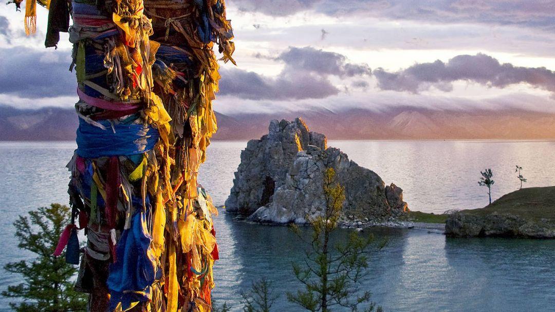 Ольхон - сердце Байкала в Иркутске
