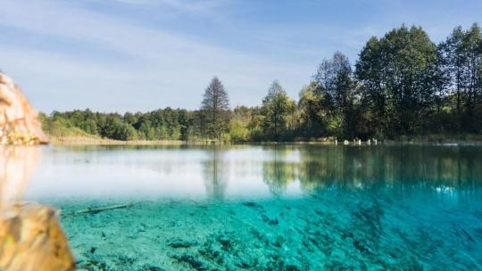 Голубые Озера по Казани