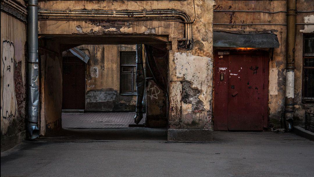 Прогулка по необычным дворам Санкт-Петербурга. От Невского до Кирочной - фото 2