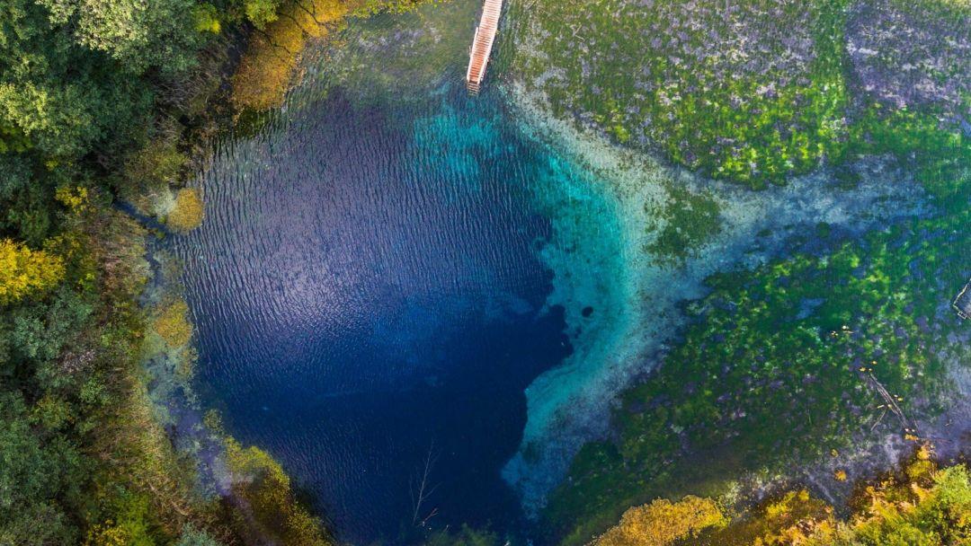 Экскурсия на Голубые озера - фото 1