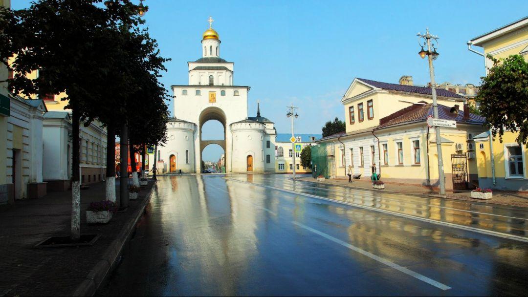 Обзорная пешеходная экскурсия по Владимиру