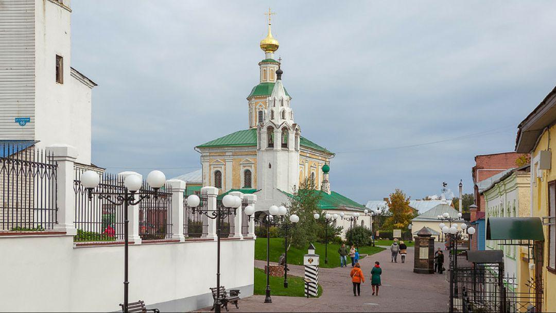 Обзорная пешеходная экскурсия по Владимиру - фото 4