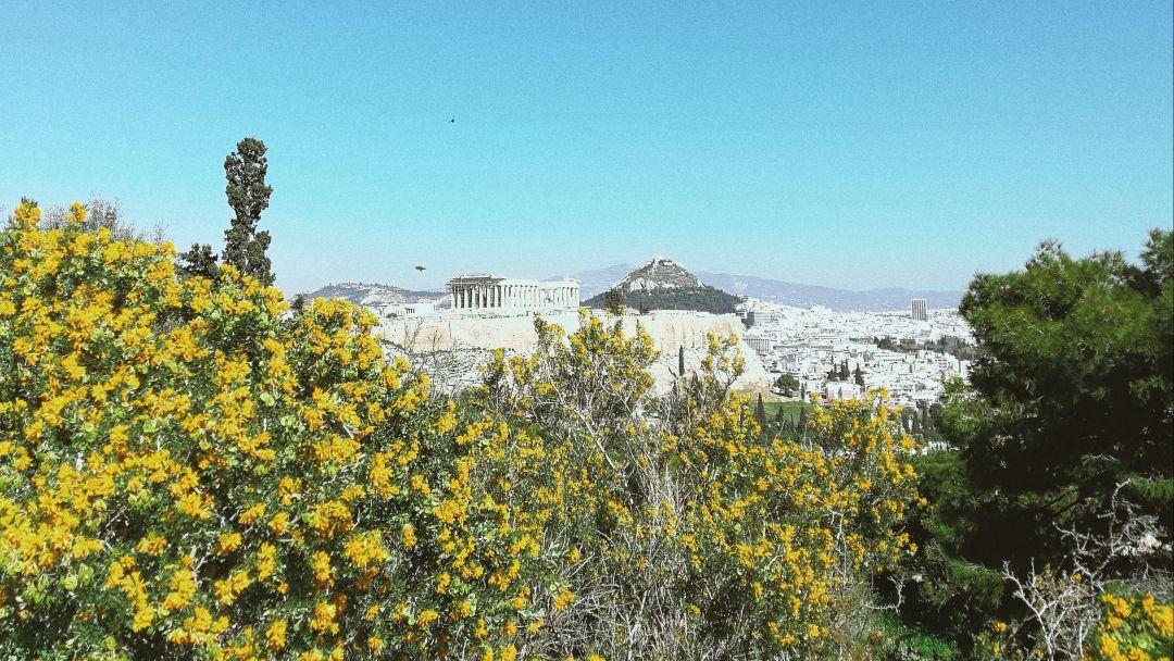 Экскурсия Идеальное знакомство с Афинами