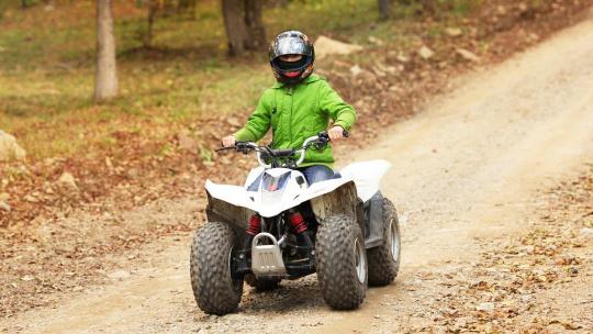 Тур на детском квадроцикле - фото 2
