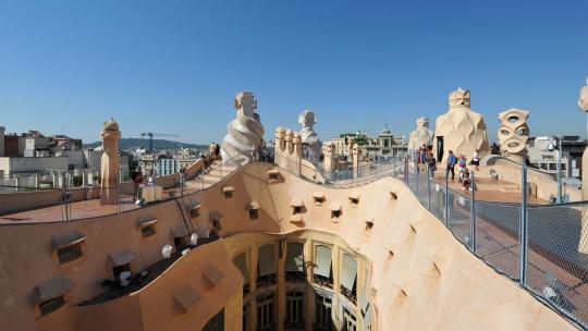 По крышам Барселоны - фото 2