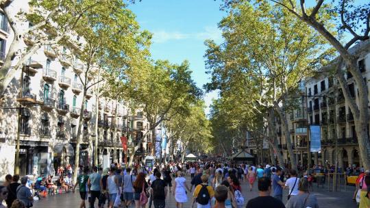 Экскурсия Пешеходная  по Барселоне