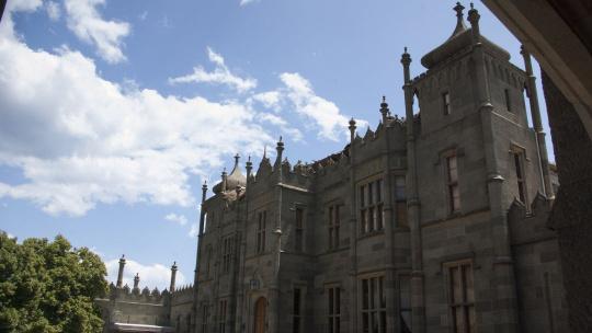 Воронцовский дворец в Алупке - фото 3