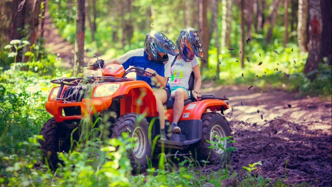 Тур на детском квадроцикле - фото 3