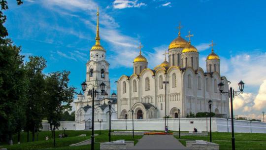 Успенский собор в Владимире