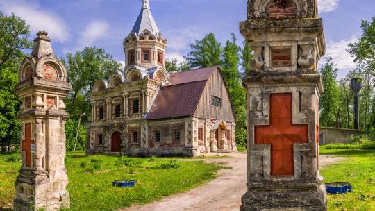 Экскурсия по Владимиру и поездка в Муромцево - фото 2
