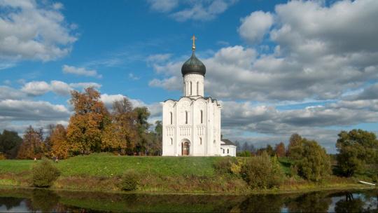 Экскурсия по Владимиру и Боголюбово (Церковь Покрова на Нерли) - фото 5