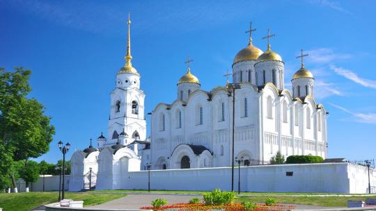 Экскурсия Обзорная экскурсия по Владимиру с посещением трех музеев в Владимире