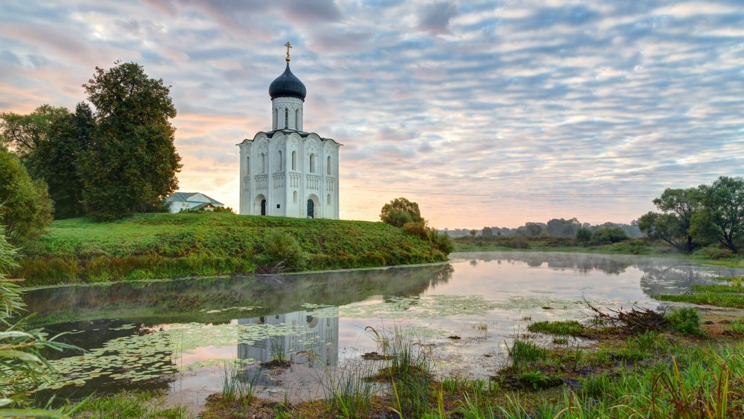 Экскурсия Экскурсия по Владимиру и Боголюбово (Церковь Покрова на Нерли)