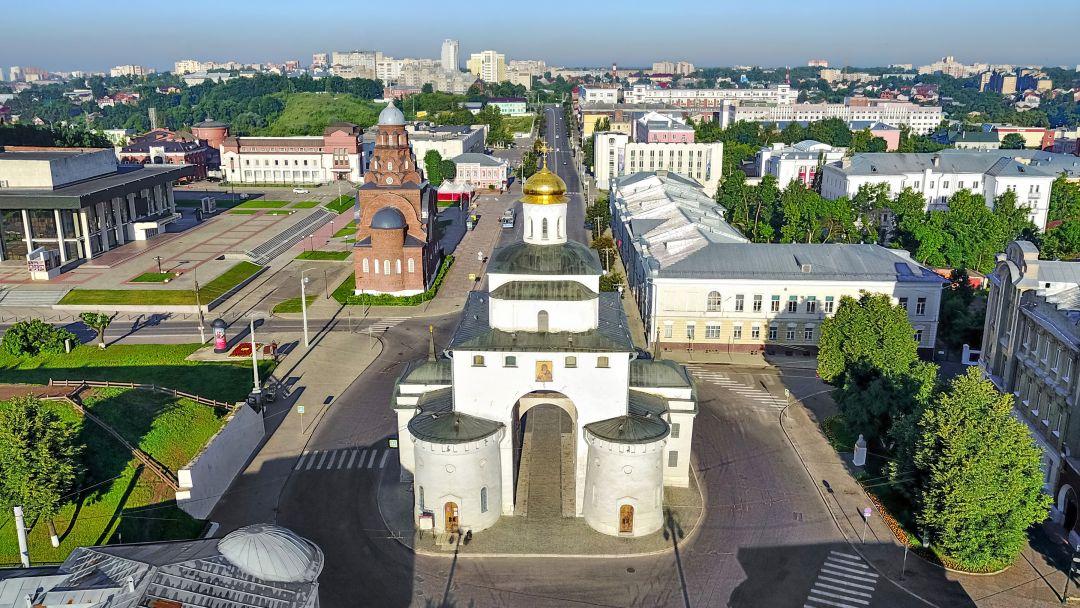 Экскурсия по Владимиру и Боголюбово (Церковь Покрова на Нерли) - фото 3