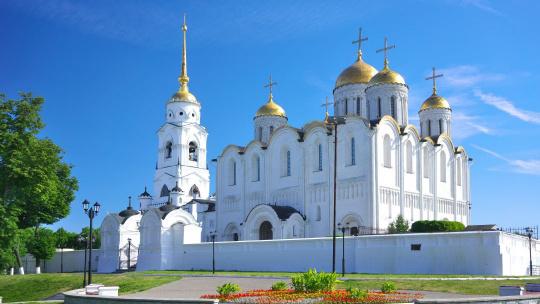 Экскурсия по Владимиру и Боголюбово (Церковь Покрова на Нерли) - фото 4