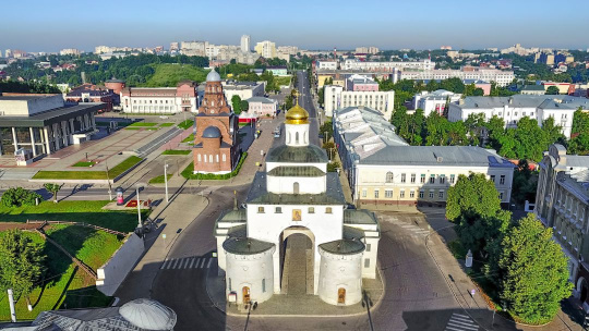 Экскурсия по Владимиру и поездка в Муромцево - фото 3
