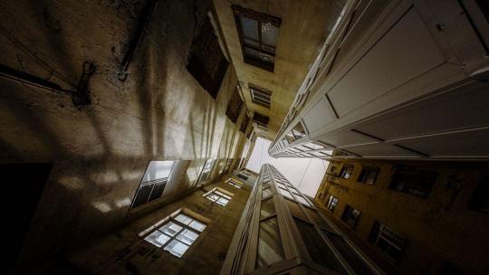 Экскурсия Вокруг Чернышевской: старинные доходные дома