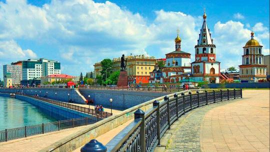 Экскурсия Иркутск: из прошлого в будущее в Иркутске