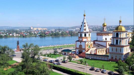Иркутск: из прошлого в будущее - фото 2