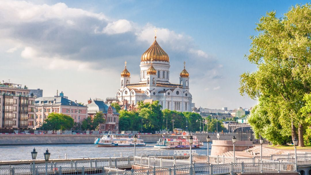 Экскурсия Обзорная экскурсия по Москве на автомобиле