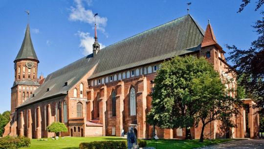 Экскурсия «Königsberg – Калининград»: сквозь время и пространство... по Калининграду
