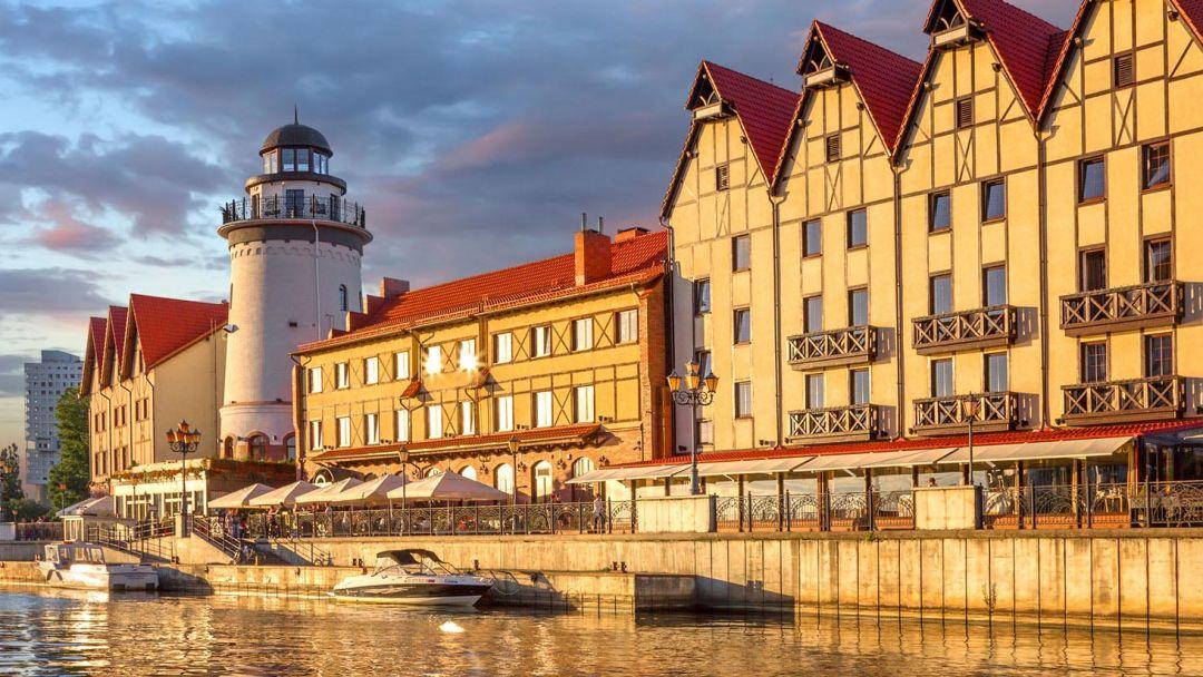 «Königsberg – Калининград»: сквозь время и пространство... - фото 2