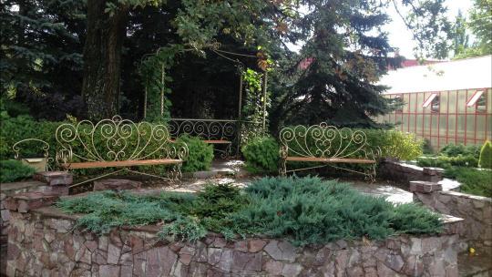 Уфимский Ботанический сад в Уфе