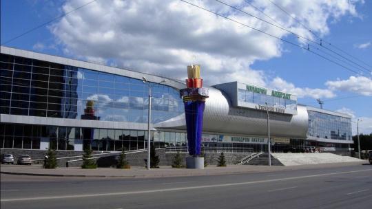 Ипподром Акбузат в Уфе