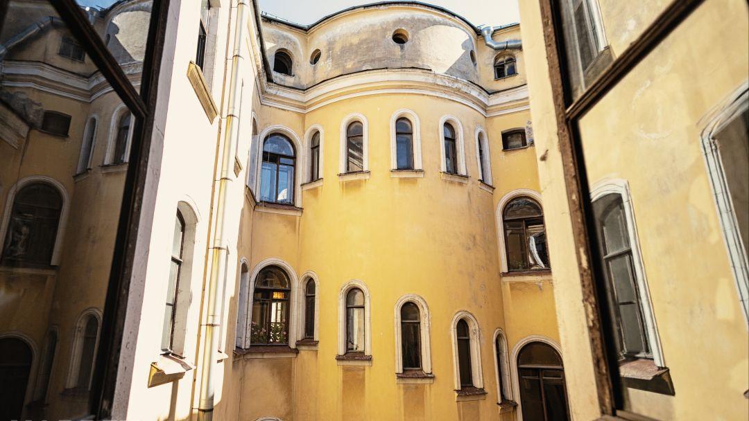 Удивительные Дома и Парадные Петербурга  - фото 4