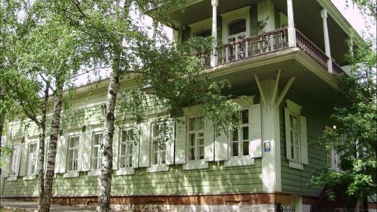 Дом-музей С.Т. Аксакова по Уфе