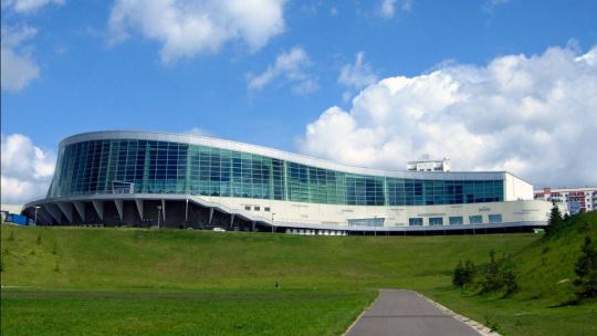Конгресс-холл Торатау по Уфе