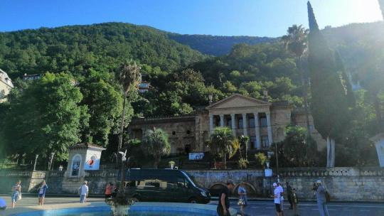 Экскурсия Сокровище Абхазии в Сочи