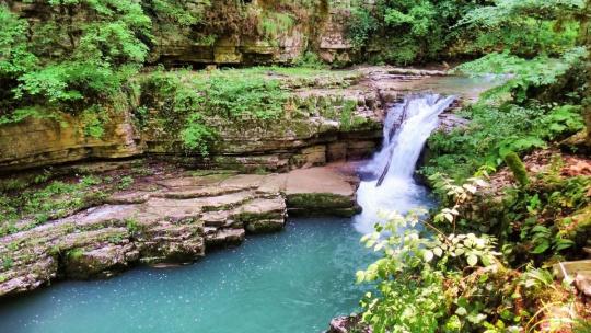 Экскурсия Джиппинг тур по каньонам Псахо в Сочи