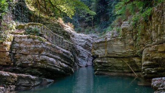 Джиппинг тур по каньонам Псахо в Сочи - фото 3