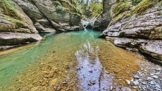 Джиппинг тур по каньонам Псахо в Сочи - фото 4