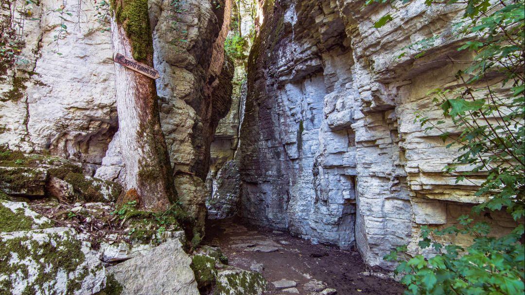 Джиппинг тур по каньонам Псахо в Сочи - фото 5