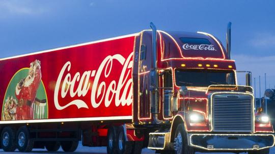 Экскурсия Coca Cola