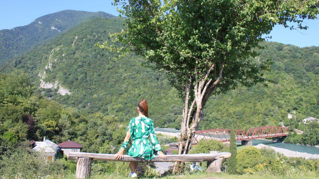 Джиппинг тур на Гегский водопад из Адлера в Абхазию - фото 4