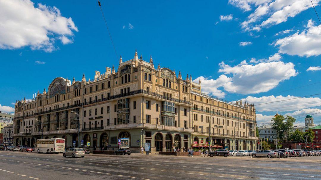 Москва с английским акцентом - фото 7
