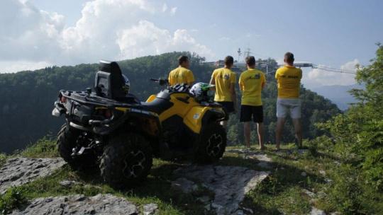 Экскурсия Экстремальный тур на квадроциклах в Сочи в Адлере