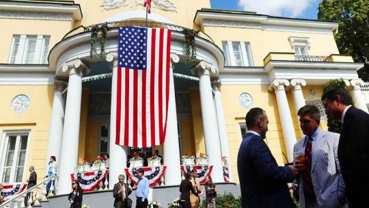 Москва с американским акцентом - фото 3