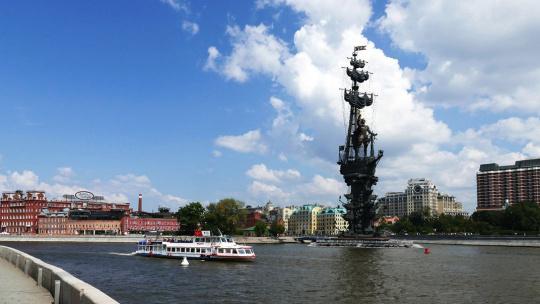 Москва с американским акцентом - фото 7