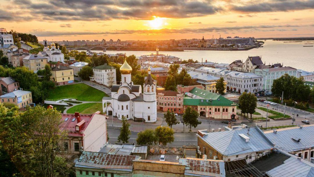 Обзорная экскурсия по главным достопримечательностям Нижнего Новгорода - фото 2