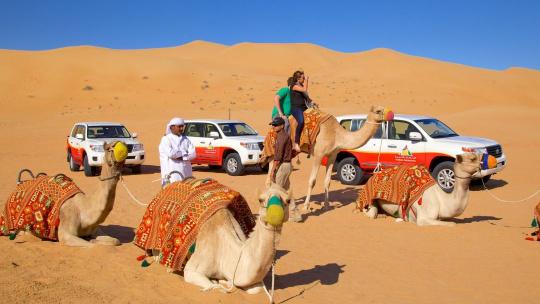 Экскурсия Сафари в Пустыне по Дубай