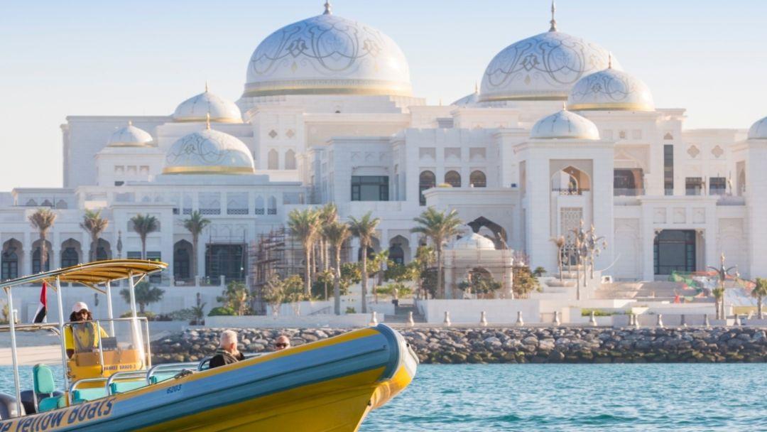 Абу Даби Тур в Дубай