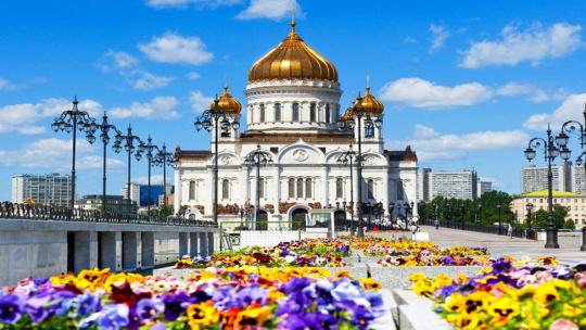 Обзорная экскурсия по Москве - фото 2