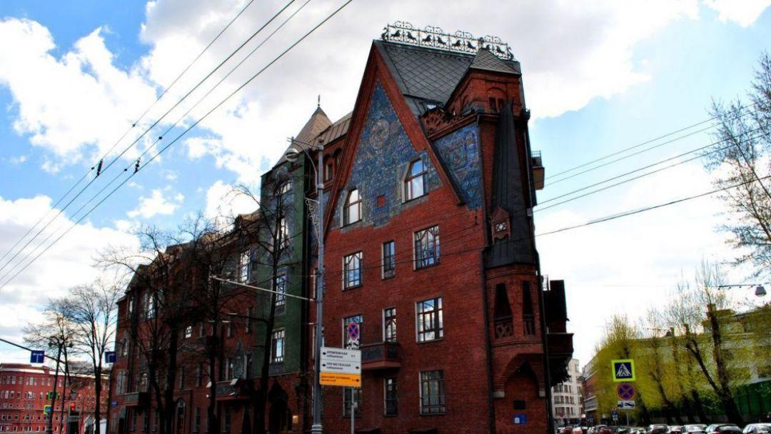 Необычные дома Москвы. Пешеходная экскурсия. - фото 2